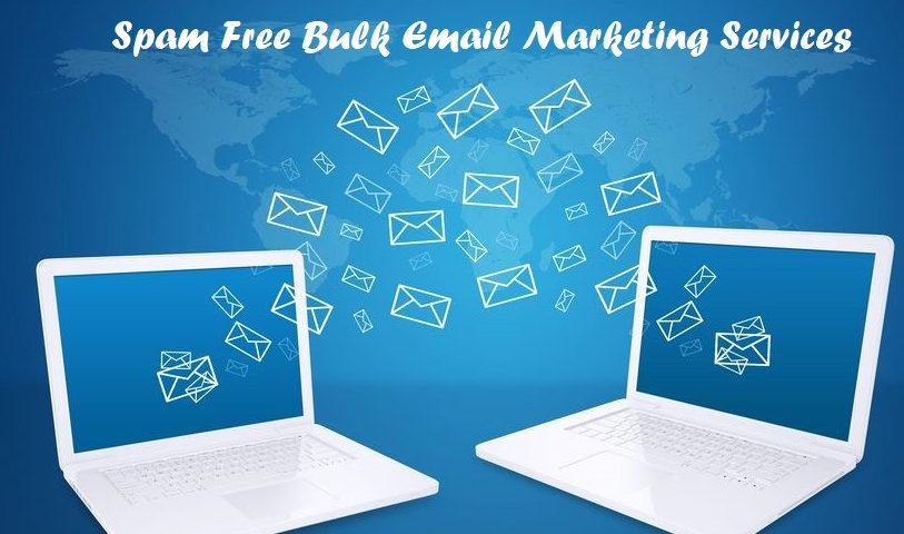 Spam free bulk email Marketing
