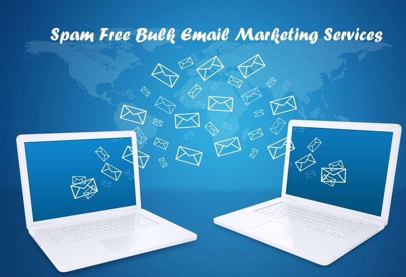 Spam free bulk email Marketing