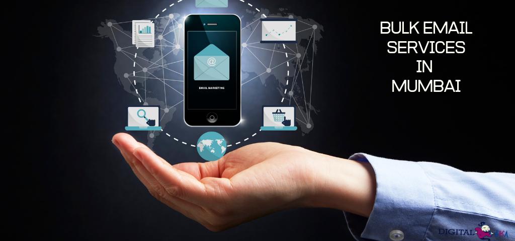 Best Bulk Email Services Provider in Mumbai - Digitalaka